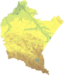 Podkarpacki WODGiK rozstrzygnął przetarg na mapy rzeźby <br /> fot. Wikipedia/Aotearoa