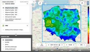 Platforma dostępu do danych Sat4Envi gotowa