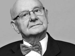 Pożegnanie prof. Janusza Śledzińskiego <br /> fot. Stanisław Nazalewicz