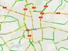 TomTom Traffic Index: pierwszy od dekady spadek ruchu w polskich miastach
