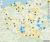 GDDKiA udostępnia nową mapę warunków drogowych