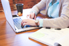O problemach geodezyjno-prawnych w praktyce on-line