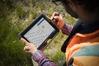 Tablet Trimble T100 do pracy ze skanerem czy odbiornikiem GNSS