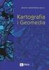 Podręcznik Kartografia i Geomedia już w księgarniach