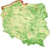 GUGiK publikuje mozaikę NDVI dla Polski