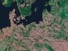 Świat za 30 lat na mapie Esri