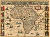 On-line o dawnych mapach Afryki, Ameryki i Azji