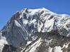 Mont Blanc wciąż się kurczy