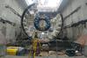 Przewiert kontrolowany, czyli geodezyjna obsługa tunelu pod Świną