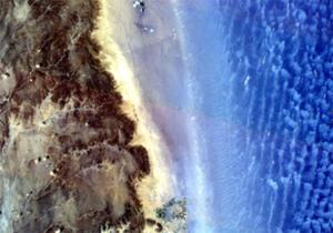 Najpiękniejsze zdjęcia Ziemi z platformy CREODIAS <br /> II miejsce: Magdalena Świerczek-Gryboś, Aubari w Libii