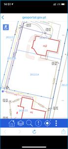 Kod QR w informacji o działce na Geoportalu