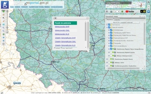 PRNG już po noworocznej aktualizacji <br /> Pobieranie PRNG w Geoportalu