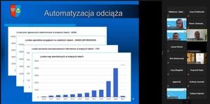 Jaka jest recepta na najlepszy PODGiK i geoaplikację? <br /> Fragment prezentacji Marka Ślązaka (SP w Mińsku Maz.)