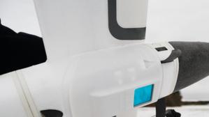 Przystępny moduł lidar dla drona Trinity F90+