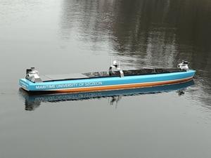 Udane testy szczecińskiej autonomicznej łodzi