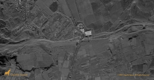 Pierwsze zobrazowania z nowego satelity konstelacji Capella <br /> Pełna scena