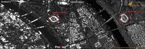 Capella Space udostępnia pierwsze zobrazowania Polski <br /> Porównanie zobrazowań Capella Space i Sentinel-1