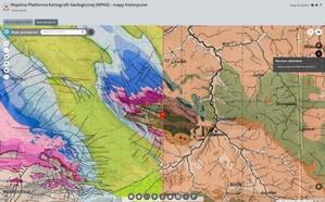 Nowa aplikacja PIG: 200 lat danych geologicznych w jednym miejscu