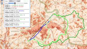System do automatycznego generowania map na MSPO w Kielcach