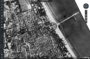 Sopot na zdjęciach ukośnych oraz w 3D <br /> Fotoplan z 1933 r.