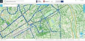 Oficjalnie uruchomiono geoportal Aglomeracji Kalisko-Ostrowskiej <br /> Moduł Komunikacja i Drogi