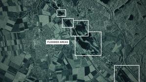 Powódź w Niemczech na zdjęciach satelitarnych <br /> Zobrazowanie satelitarne firmy ICEYE