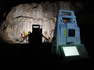 Praca w Norwegii i na Wyspach Owczych przy geod. obsłudze obiektów liniowych (tunele, drogi i mosty)
